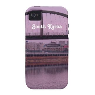 Corea del Sur Vibe iPhone 4 Carcasas