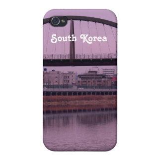 Corea del Sur iPhone 4/4S Fundas