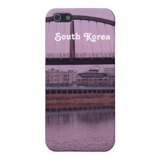 Corea del Sur iPhone 5 Funda
