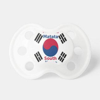 Corea del Sur Hakuna Matata Chupetes Para Bebés