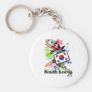 Corea del Sur Llaveros Personalizados