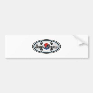 Corea del Sur Pegatina Para Auto