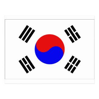 Corea del Sur Postal