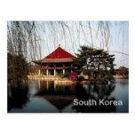 Corea del Sur Postales