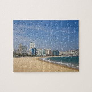 Corea, Gyeongsangnam-hace, Busán, playa de Haeunda Puzzle Con Fotos