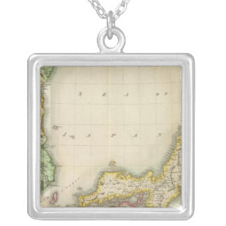 Corea, Japan Silver Plated Necklace