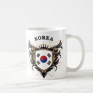 Corea Taza De Café