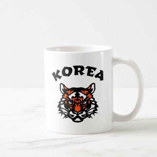 Corea Tazas