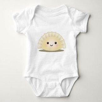Coreano lindo Mandu Mameluco De Bebé