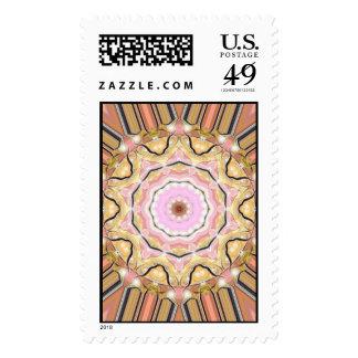 Corel Circle Postage Stamps
