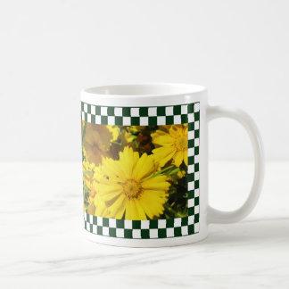 Coreopsis Design Mug