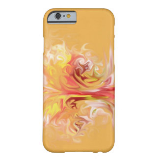 Cores quentes barely there iPhone 6 case