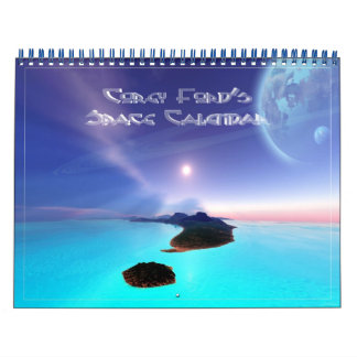 COREY FORD'S SPACE CALENDAR