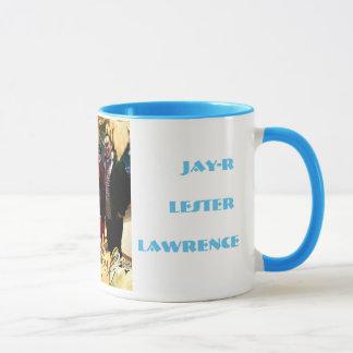 Corey, Jay-R, Lester & Larence Coffee Mug