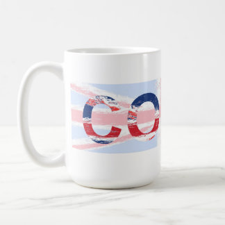 Corey Classic White Coffee Mug