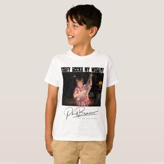 Corey Rocks My World - Tee Shirt