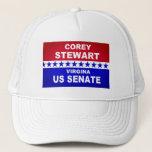 Corey Stewart US Senate Virginia 2018 Trucker Hat