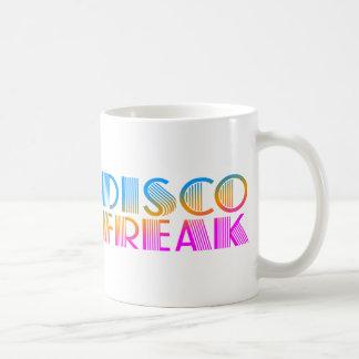 COREY TIGER 1980s RETRO DISCO FREAK MULTICOLOR Coffee Mug
