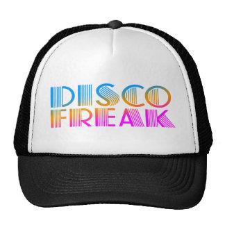 COREY TIGER 1980s RETRO DISCO FREAK MULTICOLOR Trucker Hat