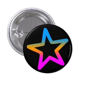 COREY TIGER 1980s RETRO STAR Pins