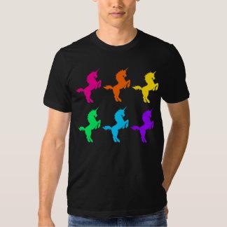 COREY TIGER 1980s RETRO VINTAGE UNICORNS T-Shirt