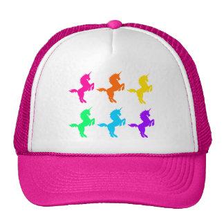 COREY TIGER 1980s RETRO VINTAGE UNICORNS Trucker Hat