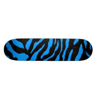COREY TIGER 1980's TIGER STRIPE BOLD BLACK BLUE Skateboard
