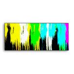 Corey Tiger 1980s Vintage Paint Drip Envelope