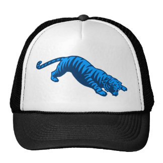 COREY TIGER 80's CROUCHED TIGER Trucker Hat