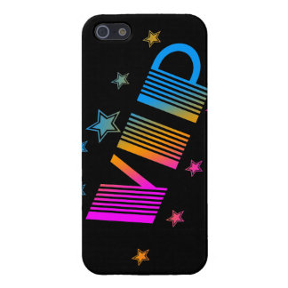 Corey Tiger 80s Neon VIP Cover For iPhone SE/5/5s