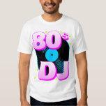 Corey Tiger 80s Retro 80s DJ T-Shirt