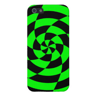Corey Tiger 80s Retro Op Art Cover For iPhone SE/5/5s