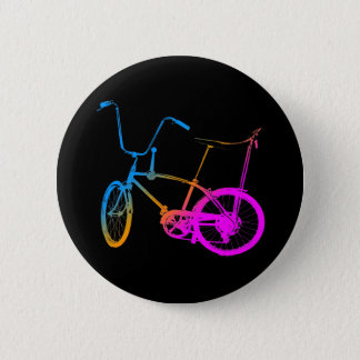 Corey Tiger 80's Retro Vintage Bicycle Pinback Button