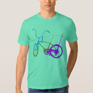 Corey Tiger 80's Retro Vintage Bicycle T-Shirt
