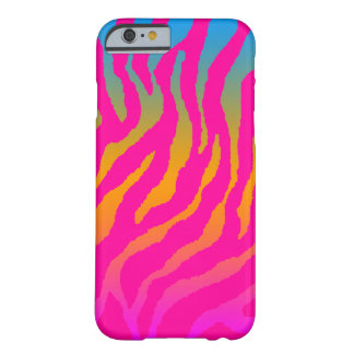 Corey Tiger 80s Tiger Stripes Pattern Barely There iPhone 6 Case