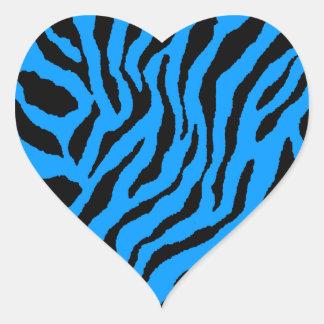 Corey Tiger 80s Tiger Stripes Sticker