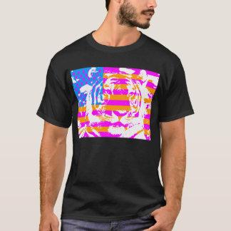 COREY TIGER 80's USA TIGER FACE T-Shirt