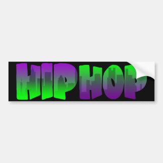 Corey Tiger 80s Vintage Hip Hop Bumper Sticker