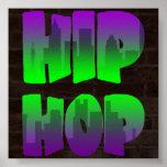 Corey Tiger 80s Vintage Hip Hop Poster