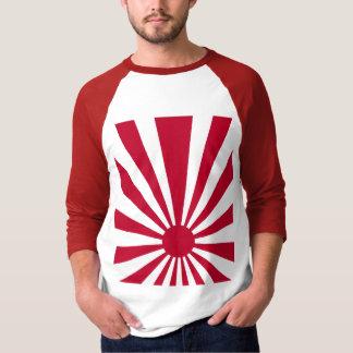 Corey Tiger 80s Vintage Japan Rising Sun T-Shirt