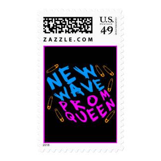 Corey Tiger 80s Vintage New Wave Prom Queen Postage