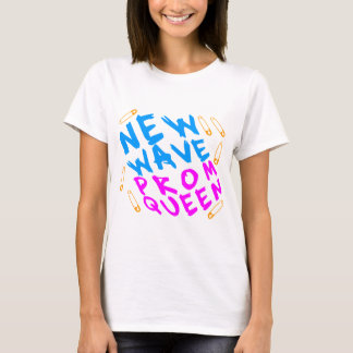 Corey Tiger 80s Vintage New Wave Prom Queen T-Shirt