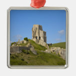 Corfe Castle, Corfe, Dorset, England Ornaments