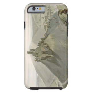 Corfe Castle, from 'A Voyage Around Great Britain Tough iPhone 6 Case
