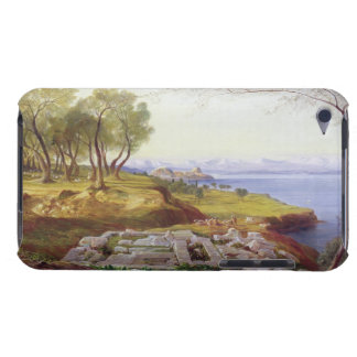 Corfu from Ascension, c.1856-64 (oil on canvas) Barely There iPod Case