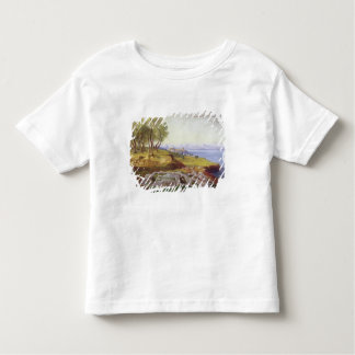 Corfu from Ascension, c.1856-64 (oil on canvas) Toddler T-shirt