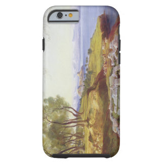 Corfu from Ascension, c.1856-64 (oil on canvas) Tough iPhone 6 Case