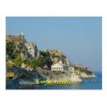 Corfú, Grecia Postales