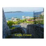 Corfú, Grecia Tarjetas Postales