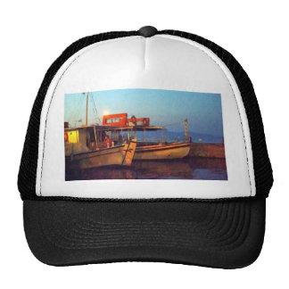 Corfu Town Harbour - Greek Harbour Cap